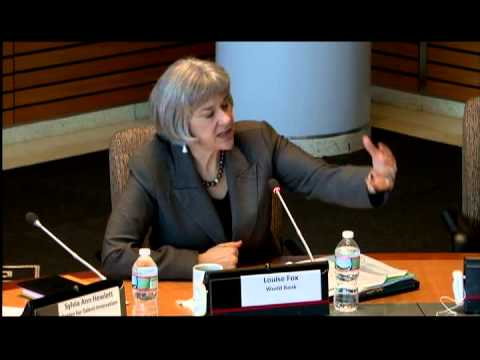 Gender at Work: Addressing Constraints to Women's Jobs (1 of 3)