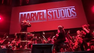 Michael Giacchino at 50 - Marvel Suite at Royal Albert Hall London on 20/10/2017