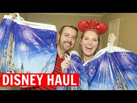 HUGE DISNEY HAUL! | WDW, Disney Store, Box Lunch, etc