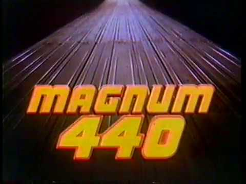 1981 Tyco Magnum 440 Slot Cars TV Commercial