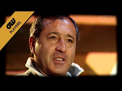 Seve Ballesteros on the the 1976 Open Championship