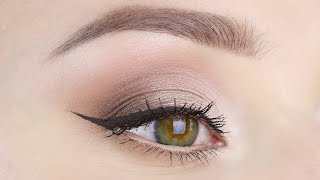 Макияж глаз I Простой и красивый
