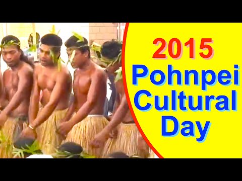 Pohnpei Cultural Day 2015