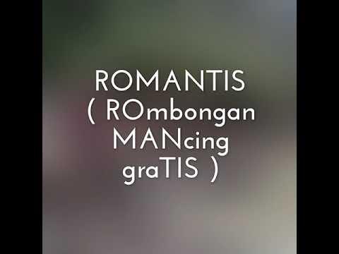 ROmbongan MANcing graTIS  ( ROMANTIS )