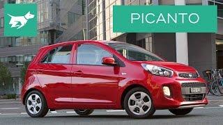 2017 Kia Picanto Review