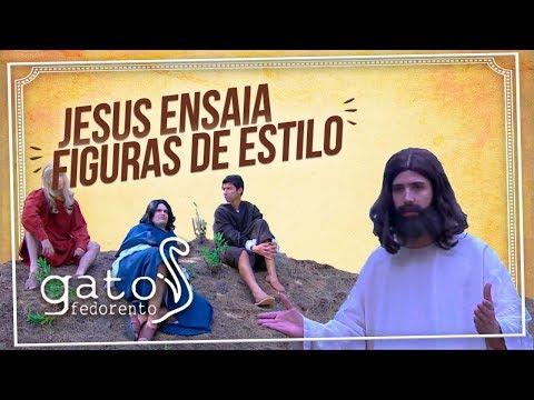 Gato Fedorento - Jesus Ensaia Figuras de Estilo