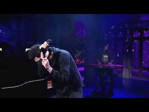 J Cole performs Be Free   David Letterman
