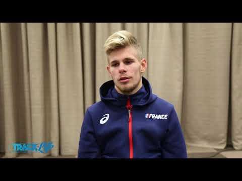 Jimmy Gressier champion d'Europe espoirs de cross 2017 - www.trackandlife.fr
