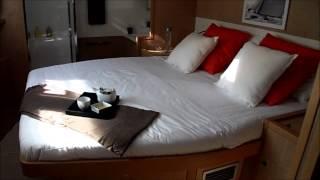 2013 Lagoon 52 catamaran -World Premiere-