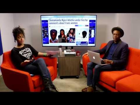 #TheGrioLive: Chimamanda Ngozi Adichie's Trans Women Comments