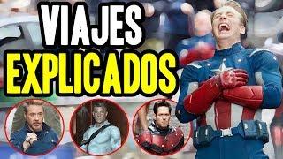 Por Qué Los Vengadores Viajan Al Pasado En Avengers 4, CABLE Y Relojes De Tiempo