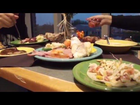 UNH Dining Tour 2016-2017
