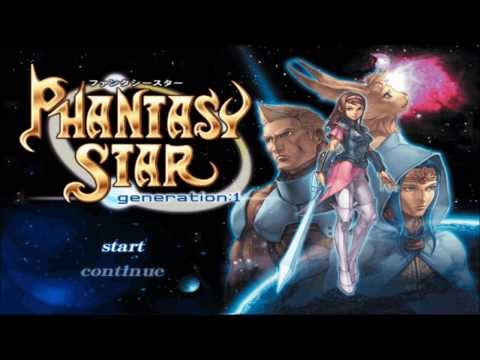 Let's Play Phantasy Star Generation 1, Part 1: The Beginning of a Legend