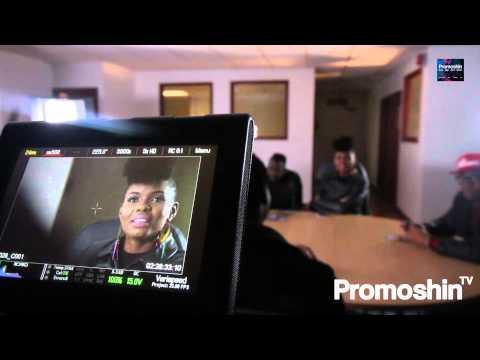 Yemi Alade - Duro Timi (BTS)| PromoshinTV Exclusive