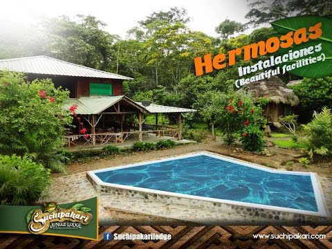 Suchipakari Rainforest Hotel Ecuador - Travel Amazon Lodge - Jungle Tours - Napo River - Explorer