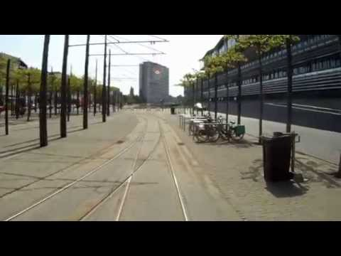 Travel Guide Antwerp, Belgium - Touring Antwerp by tram