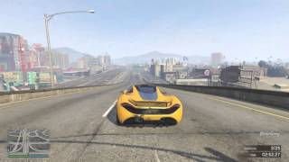 CONGESTION CHARGE GTA ONLINE