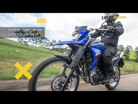 Teste Yamaha Lander 250 ABS 2019