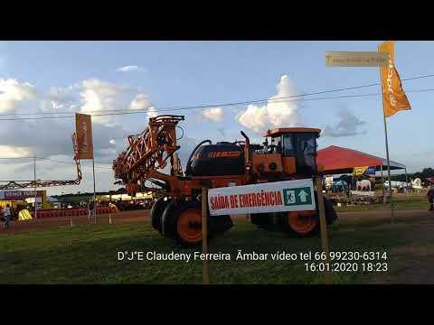 DINETEC agro negócio em Canarana MT dia 15/16/e 17/ 2020