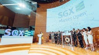 Capital Futures Corp – SGX Securities Market Open