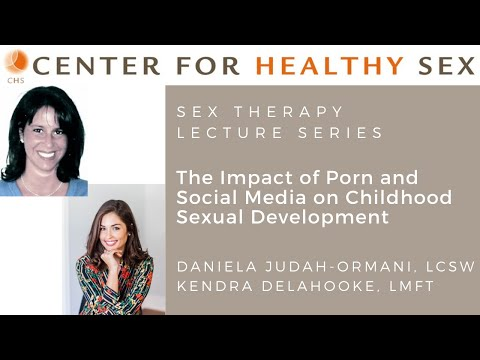 Sex Therapy Lecture Series: Daniela Judah-Ormani and Kendra Delahooke from YouTube · Duration:  54 minutes 19 seconds
