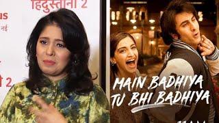 Sanju | Main Badhiya Tu Bhi Badhiya Song | Sunidhi Chauhan Exclusive Interview