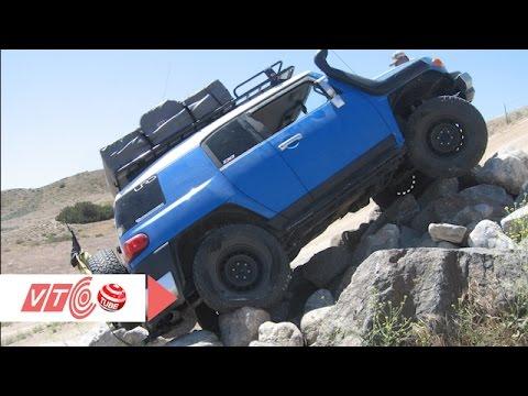Khám phá huyền thoại xe 2 cầu Toyota FJ Cruiser | VTC
