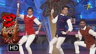 Revanth And Sangeetha Performance – Dhee Jodi 24th August  2016 – Etv Telugu
