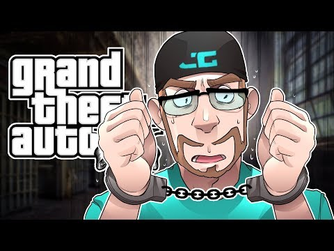 GTA 5 GOING TO JAIL! (GTA 5 Online RP)