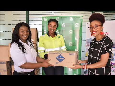 Caribbean Cement Company Limited help building Jamaica