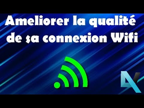 tuto am liorer la qualit de sa connexion wifi fr youtube. Black Bedroom Furniture Sets. Home Design Ideas