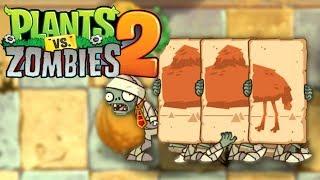 PLANTES VS ZOMBIES 2 #2 : Les panneaux mouvant