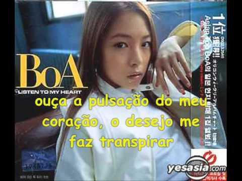 BoA - Listen To My Heart (Portuguese Version)  By ZNP