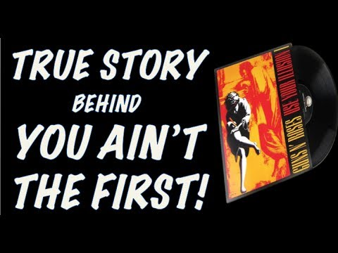 Guns N' Roses: The True Story Behind You Ain't the First! Shannon Hoon Guests! mp3