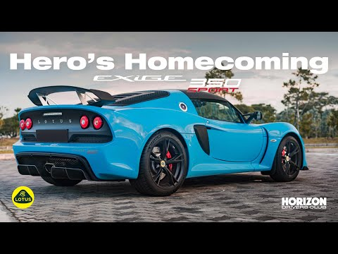 Is the Lotus Exige Sport 350 worth $300,000 in Singapore - Feat. Bobby Tonelli