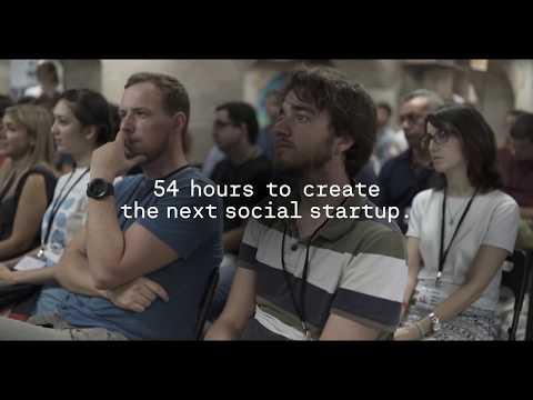 StartupWeekend Barcelona Social Impact