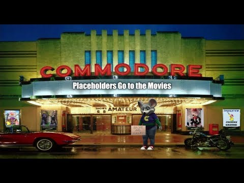Placeholders Go To The Movies: Chuck E. Cheese In The Galaxy 5000 Part 1