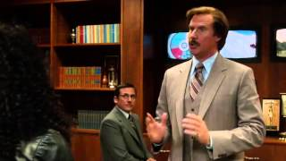 Anchorman 2 Black