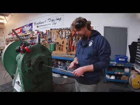 Offshore#33: How it's Made: New Rigging for King's Pride!