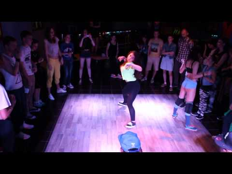 FINAL TWERK | JULIA FIGOL vs KEISIDY MARIA | JIFF DI BOSSMAN | UKS SQUAD Krasnodar city