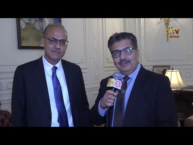 "Full Show: Indian Consulate & FICCI Organizes Conference - ""Insolvency & Bankruptcy Code"" - New York"