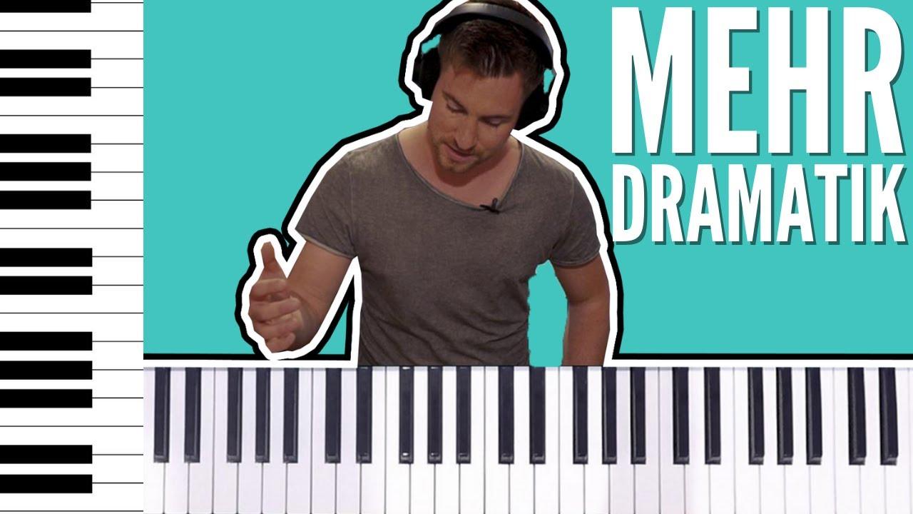 Wie Du mehr DRAMATIK in Dein Klavierspiel bekommst