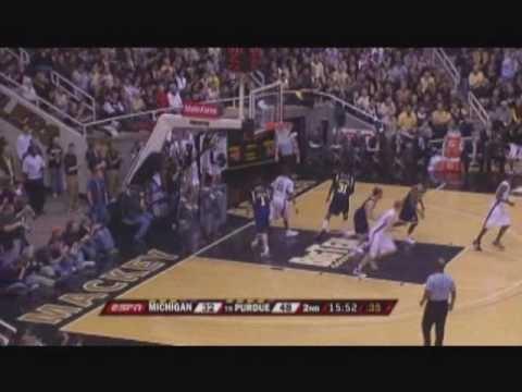 Purdue Basketball 2009-2010 Season (Part 1)