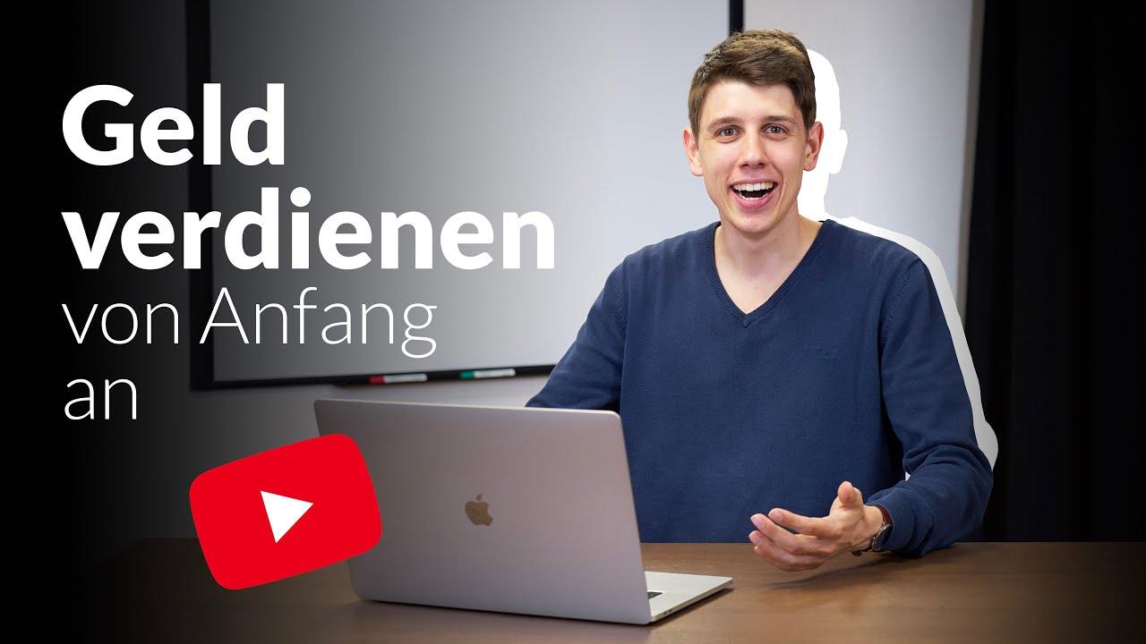 mit youtube videos anschauen geld verdienen