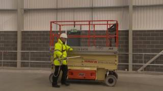 MEWPs Safety - Scissor Lifts DVD