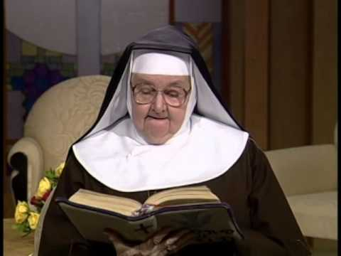 Mother Angelica Live - SPIRITUAL BLINDNESS (CALL TO HOLINESS) - 11/19/96