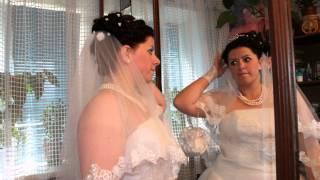 Приготовления жениха и невесты