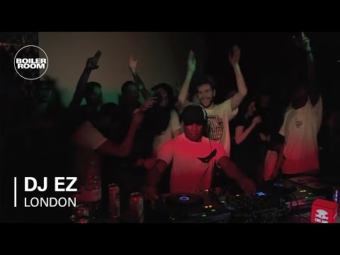 DJ EZ Boiler Room x RBMA London DJ Set
