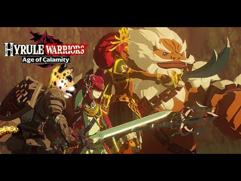 Hyrule Warriors Age Of Calamity Gameplay Youtube