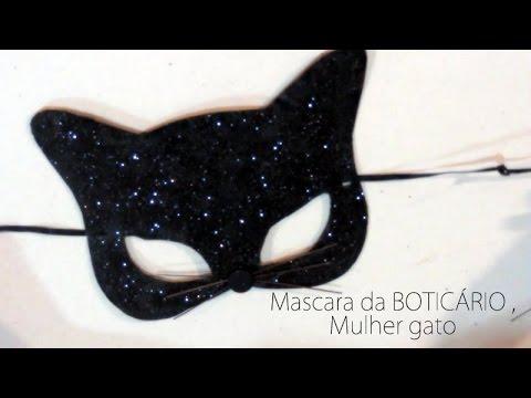 Mascara Da O Boticario Mulher Gato Veda9 Youtube